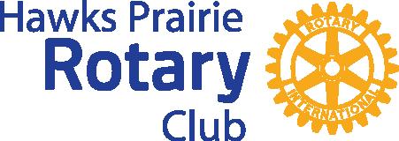 Hawks Prairie Rotary Club logo